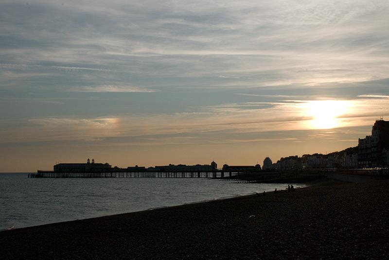 Hastings Pier 2006